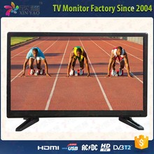 full HD new design 12v dc star x led tv 22 24 inch