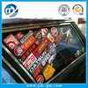 Custom Printed Vinyl Car Window Decal