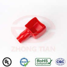 Plastic car battery terminal rubber cover
