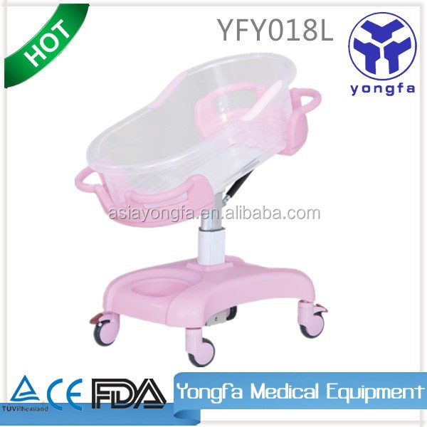 YFY018L beautiful baby swing for hospital medical baby hospital bed for sale B1