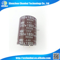 2017 New Arrival Aluminum Electrolytic Capacitor