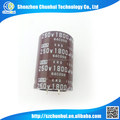 2018 New Arrival Aluminum Electrolytic Capacitor,1000Uf 450V High Voltage Electrolytic Capacitor Price In Stock