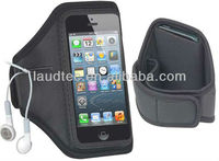 Armband for iPhone 5, Outdoor Running Sport Gym Armband Strap Case Cover for iPhone 5