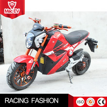 2017 High Quality 2 Wheel electric scooter motorcycle made in china on sale