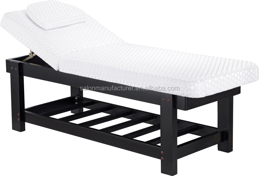 2015 Hot Sale Strong Foldable Wood Massage Bed (XH20099)