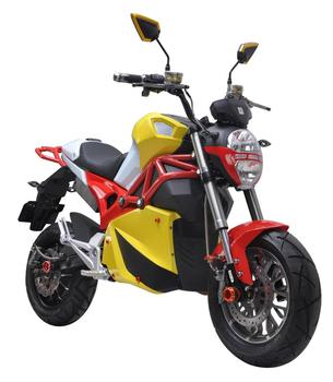 Super 3000w motor power race young people electric motorcycle for sale