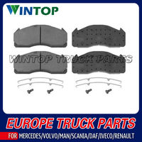 High Quality Auto Brake Pad Truck