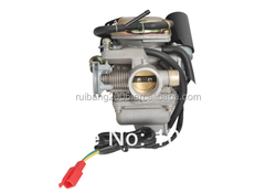 24mm GY6 125CC 150CC Carb 4 Stroke Mikuni Carburetor for Scooter Atv Motorcycle