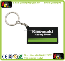 KAWASAKI WORLD SUPER BIKE REPLICA TEAM KEYCHAIN