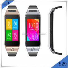 camera hand watch mobile phone with bluetooth