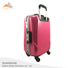 2017 New Carry-On Plastic Wheeled Suitcase Luggage For Women