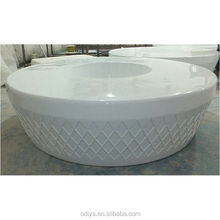 FRP Fiberglass Hall big round chair