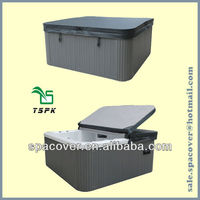 corrosion resistance outdoor hot tub cover,swim spa cover,whirlpool cover,bathtub cover and spa products