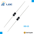 DO-15 2A silicon rectifier diode RL207(G)