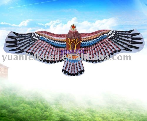 traditional chinese eagle kite