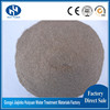 brown fused alumina manufacturing process for sand blasting