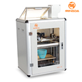 Education Use FDM Printing Machine MINGDA MD-4C 3D Printer High Precision 3D Printer of Fully Enclosed Structure