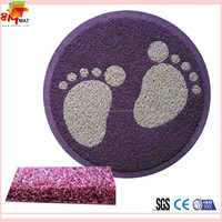 Home,Hotel,Door,Floor Use and PVC coir Material Coir mat