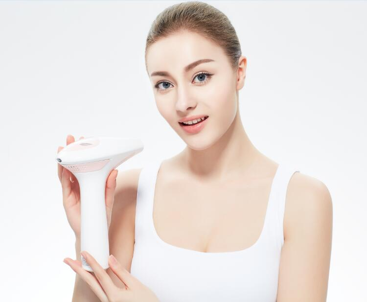 CosBeauty CB-014 IPL permanent hair removal at home with replaceable lamp fda cleared IPL hair removal