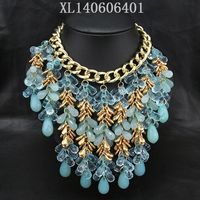 fashion necklace accessories for jewelry wholesale NSNK-17709