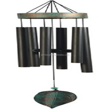 Personalized metal Leaf Windcatcher wind chimes