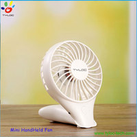 Popular summer outdoor handheld usb rechargeable cooling mist air conditioner fan