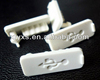 China Factory Rubber to USB Plug ,USB Cable 2.1mm , USB to Power Conector