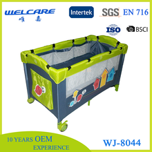 New Designed Baby Folding Travel Cot For Sale