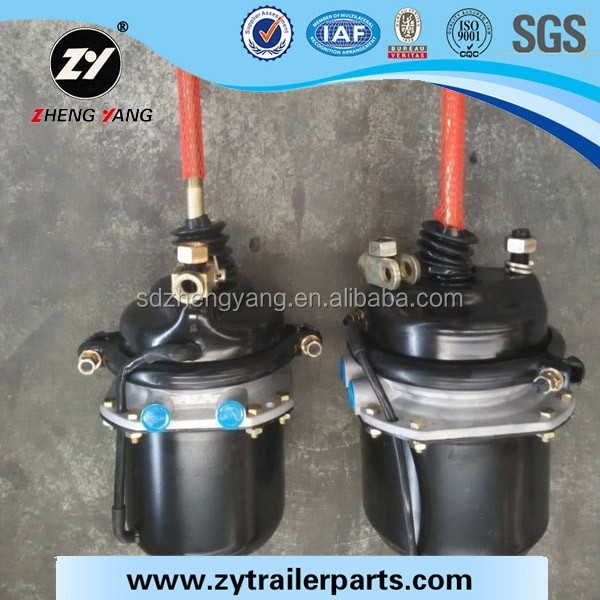 China TOP10 Truck Parts Maker Spring Brake Chamber