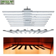 ORIGLITE Spectral Tuning Dimming LED Plant Grow Light Samsung LM301B LM561C LED Grow Light 660nm 660W CXB3590 Quantum Board Bar