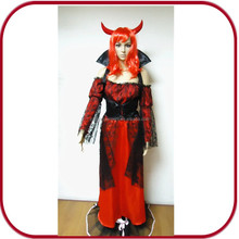wholesale halloween party devil vampire women costume for adult PGFC-2431