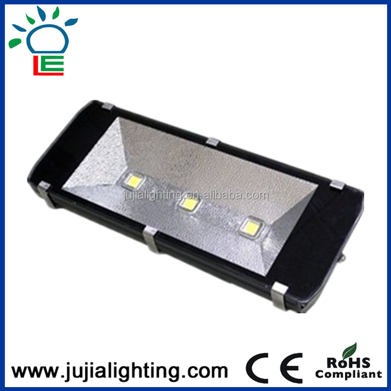 IP65 high power 3 year warranty CE ROHS 150 watt led tunnel light