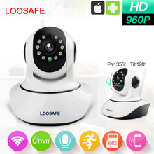 Wifi Home Security HD 960P IP Camera Baby Monitor Wireless Network Camera