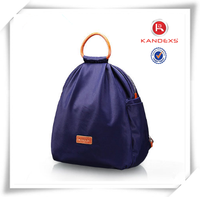 Popular Design Leisure Nylon Backpack Laptop ,Cheap Handbag Wholesale