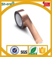 China supplier hot sell Environmental protection adhesive copper foil tape free samples for Air conditioning High quality