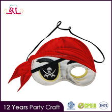 Promotion Halloween Accessory Pirate Eye Patch Eye Mask For New Goods