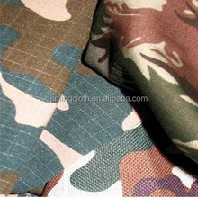 TC 80 Polyester 20 Cotton Waterproof Camouflage Fabric Rip Stop Fabric