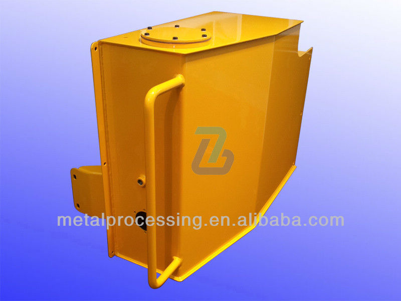 OEM high quality sheet metal cabinet fabrication parts