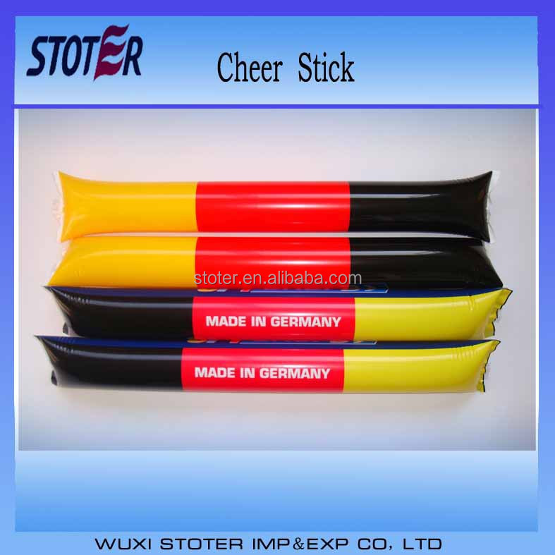 Pong Pong Stick Inflatable Thunder Cheering Stick