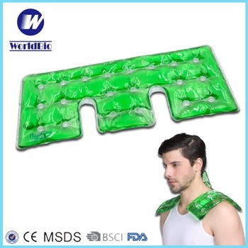 Shoulder comfortable gel heating pads wholesale