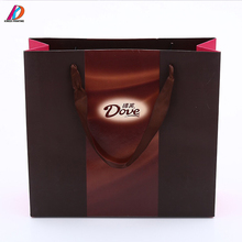Custom Made Laminated Paper Bag for chocolate