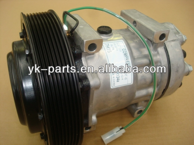 auto air conditioning compressor Make Car Volvo