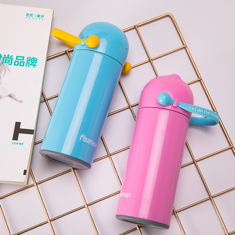 300ML funky deluxe Stainless Steel Thermos vacuum flask