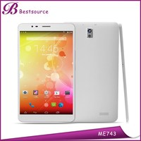 New IPS 1280*800 RAM 1GB ROM 8GB Android 4.4 MTK8735 Quad Core 7inch tablet 4g sim card
