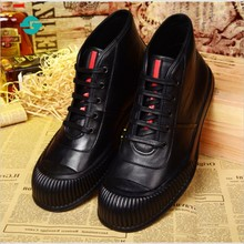 latest design cowhide genuine leather men's casual shoes manufacturers of shoes in china