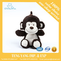 Excellent quality high quality lovely small kids toy story soft cartoon plush monkey toy