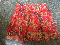 used clothes/ladies mini skirt in bales