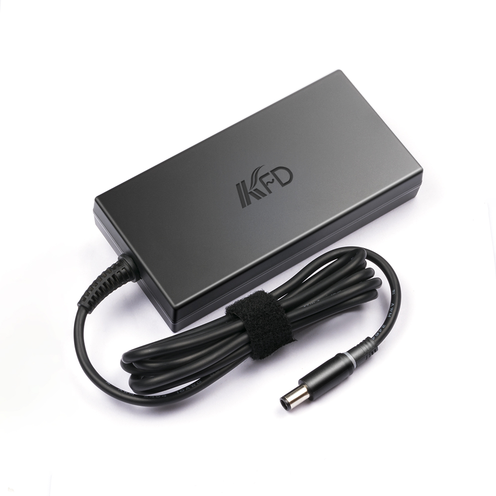 New KFD Laptop AC battery Charger for Dell Alienware M15X m15x-472csb 19.5V 7.7A