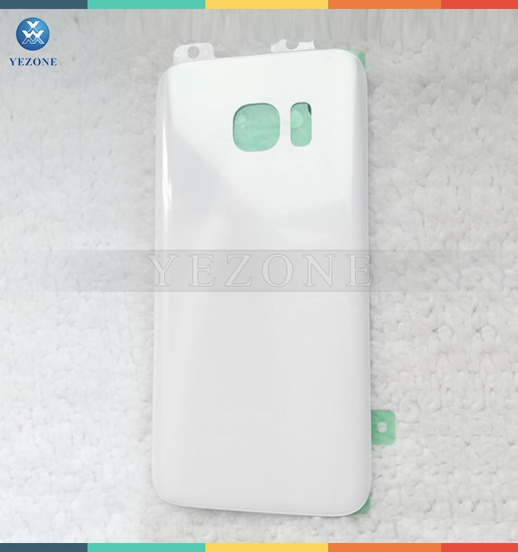 2016 New White Mobile Phone Battery Door Rear Housing For Samsung Galaxy S7 Edge G935