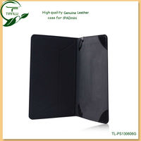 Pure Colour Leather Case for iPad mini Leather for iPad Case Leather Genuine for Tablet Magnetic Smart Cover case flip design